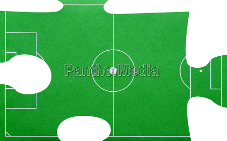football soccer fussball puzzle