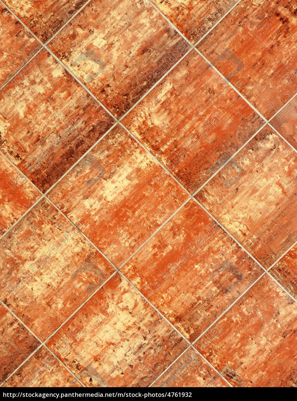 Lizenzfreies Foto 4761932   Terrakotta Fliesen Muster Terracotta Tile