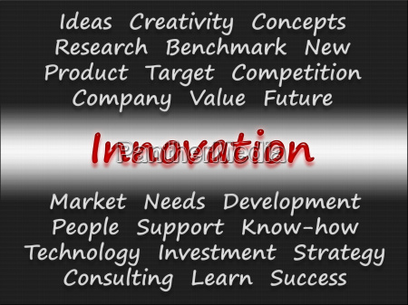 innovation business concept