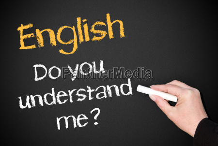 english do you understand me