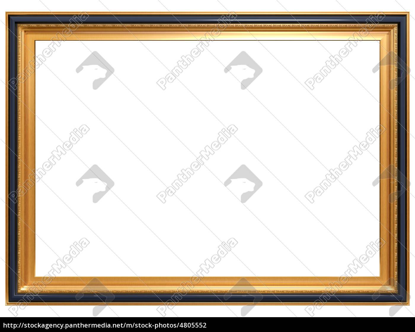 rechteckiger antiker bilderrahmen - Lizenzfreies Foto - #4805552 ...