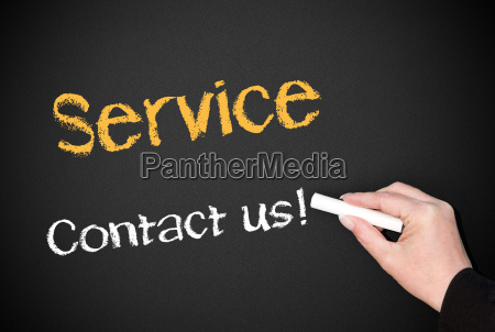 service contact us