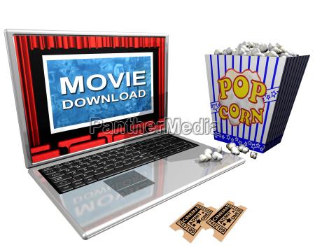 film download