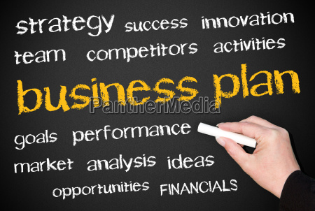 business plan english