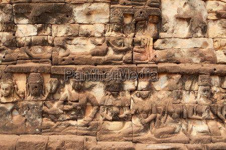relief angkor