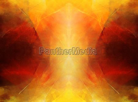 abstrakter hintergrund symmetrisch