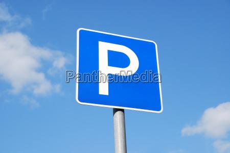 parkplatz - 4843810