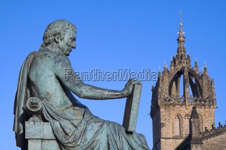david hume and st giles cathedral
