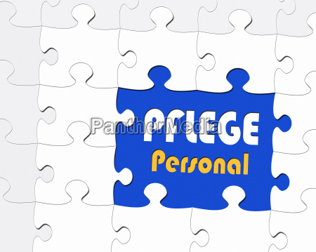 pflege personal