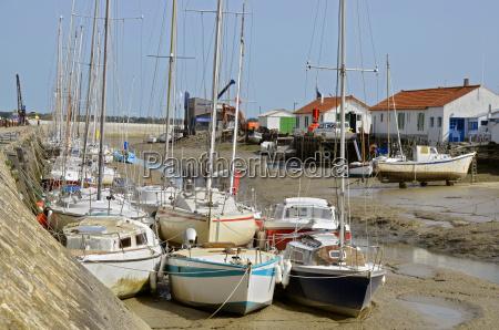 port of noirmoutier en l039ile in
