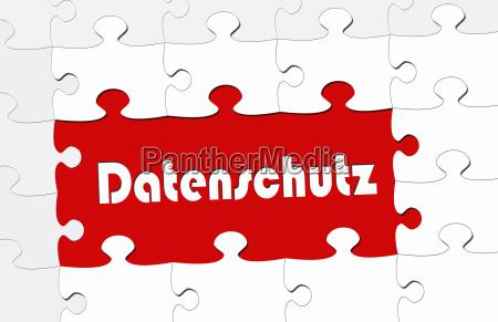 datenschutz - 4864836