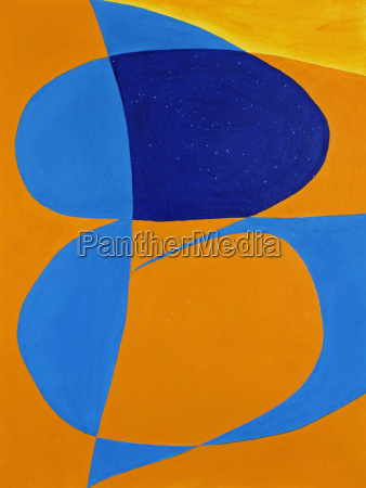 be in abstract background art