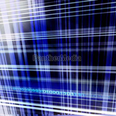 abstract background binary raster line
