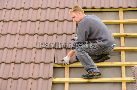 dach decken tile roof covering