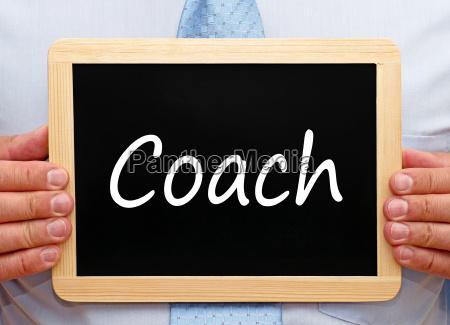 coach business concept