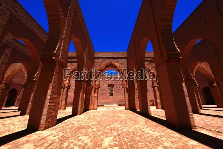 tinmal moschee in marokko