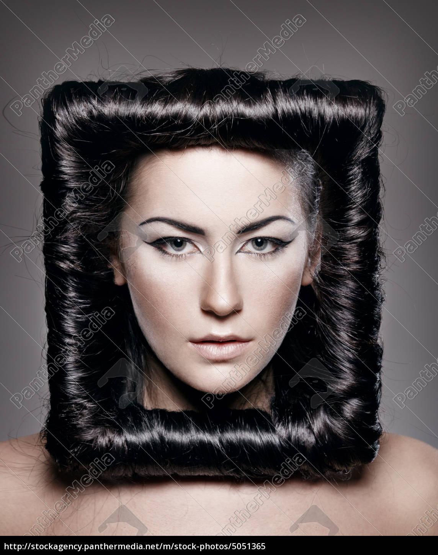Lizenzfreies Bild 5051365 Kreative Frisur
