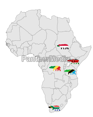 flusspferd afrika