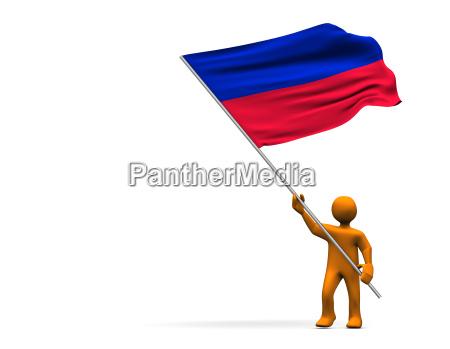 fan of haiti