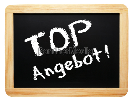 top angebot marketing und