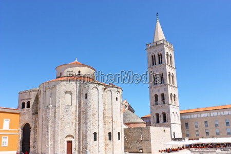 church and cathedral