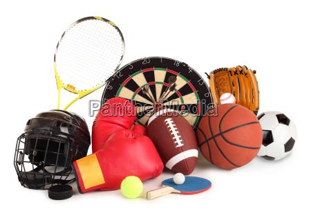 sport und spiele arrangement