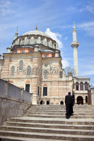 tulip moschee in istanbul