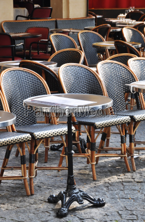 cafe restaurant paris frankreich franzoesisch tafel