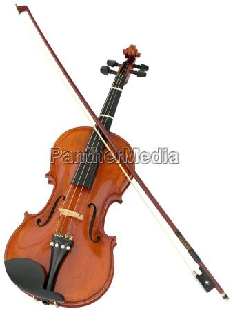 violin ausschnitt