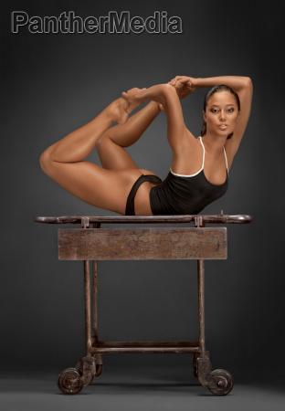 gymnastic gimmicks