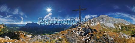 predigtstuhl panorama