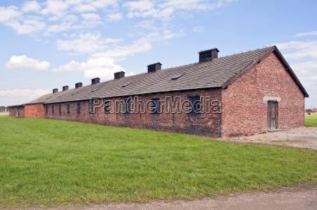 konzentrationslagers, auschwitz, birkenau. - 5234799