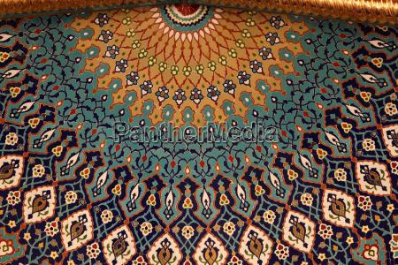 orientalische mosaik ornamente
