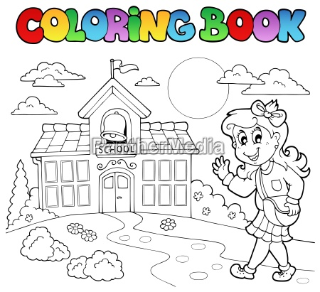 malbuch schule karikaturen 8
