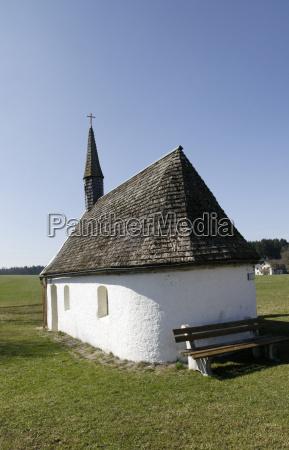kapelle in oberbayern