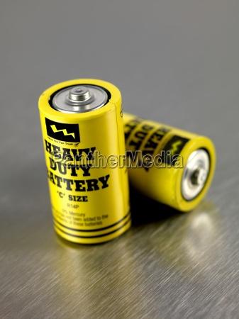 wieder aufladbare batterien