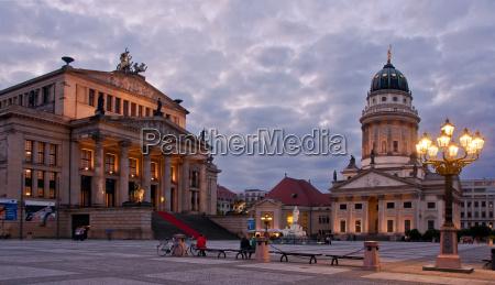 konzerthaus schauspielhaus berlin mitte gendarmenmarkt historisch