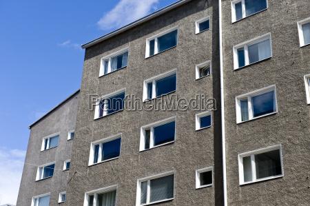 city apartmenthaus