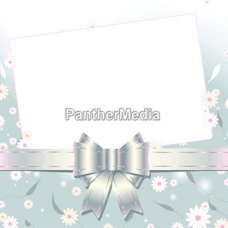 holiday background with greeting card