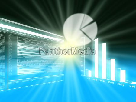 blu grafico grafica colore verde futuro