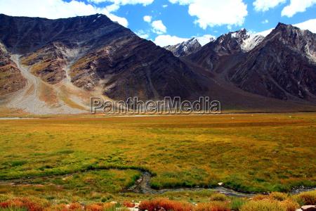 zanskar valley india