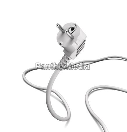 stecker mit kabel
