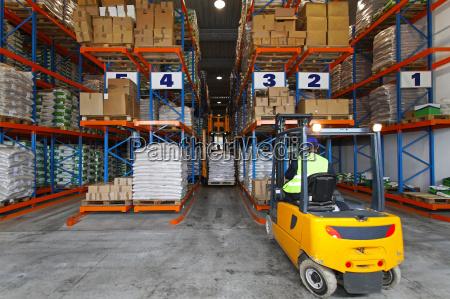 lagerhaus logistik