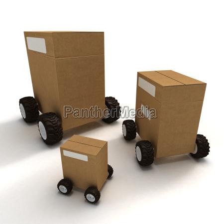 package transportation