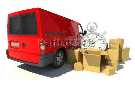 time record delivery