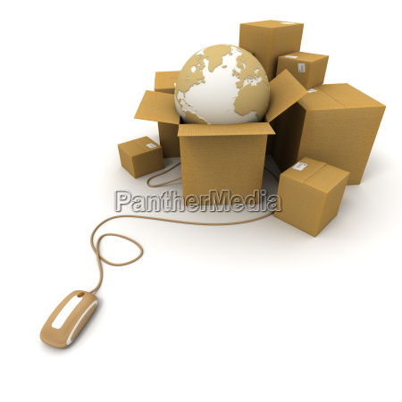 worldwide online shipping