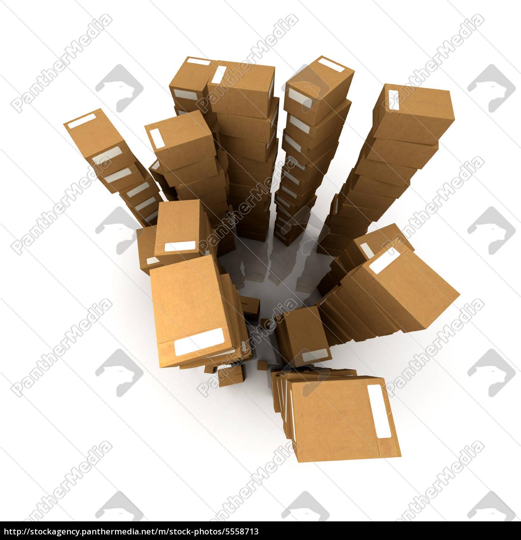 crammed, warehouse - 5558713
