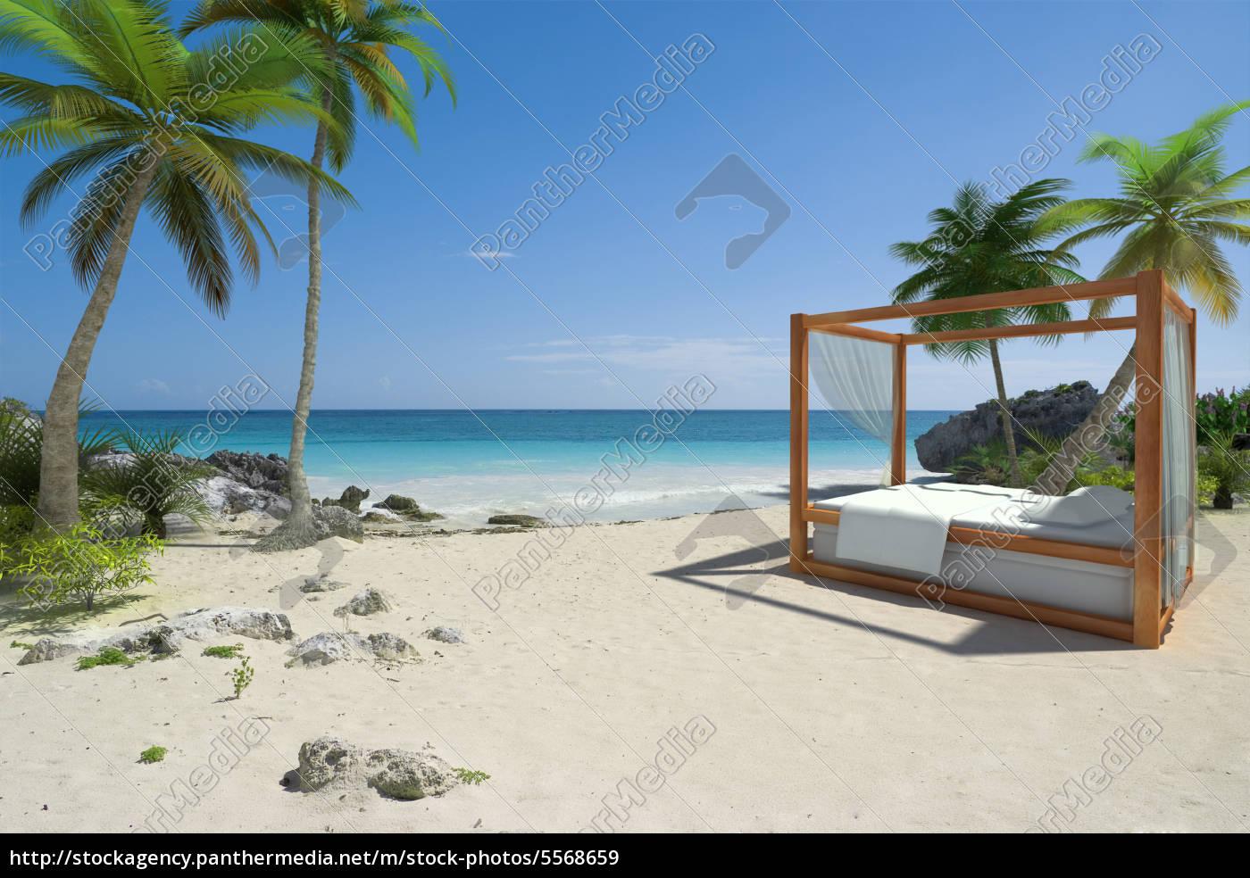 entspannen sie am strand lizenzfreies bild 5568659. Black Bedroom Furniture Sets. Home Design Ideas