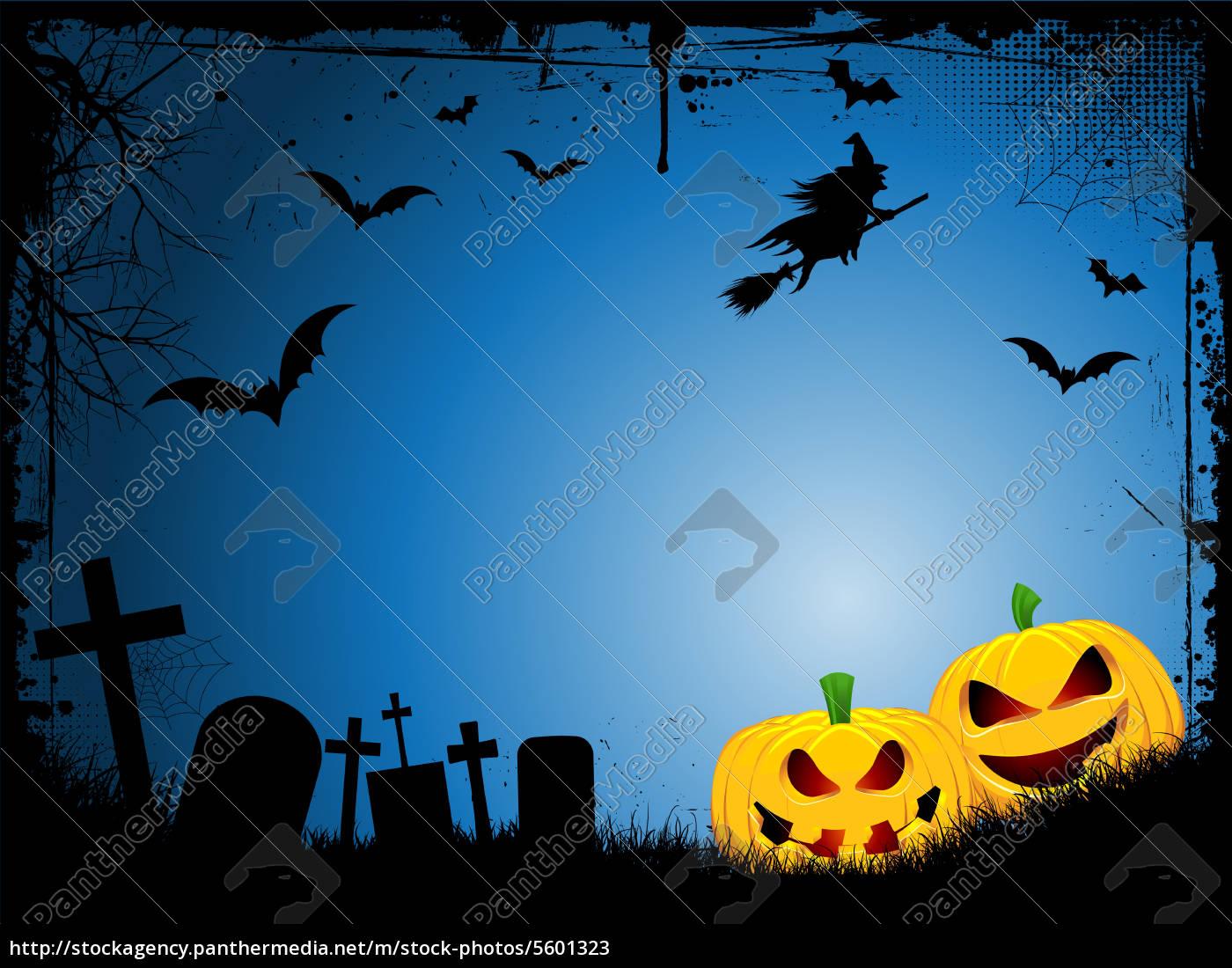 Lizenzfreies Bild 5601323 Halloween Hintergrund