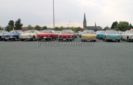 many karmann ghia
